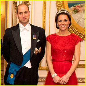 Kate Middleton Wears Princess Diana's Tiara for Royal Portrait
