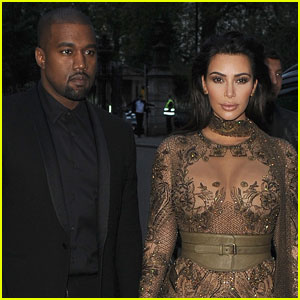 Kim Kardashian & Kanye West Attend Therapy Separately