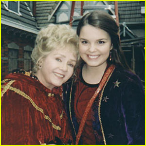 Debbie Reynolds' 'Halloweentown' Co-Star Kimberly J. Brown Remembers Her On-Screen Grandmother
