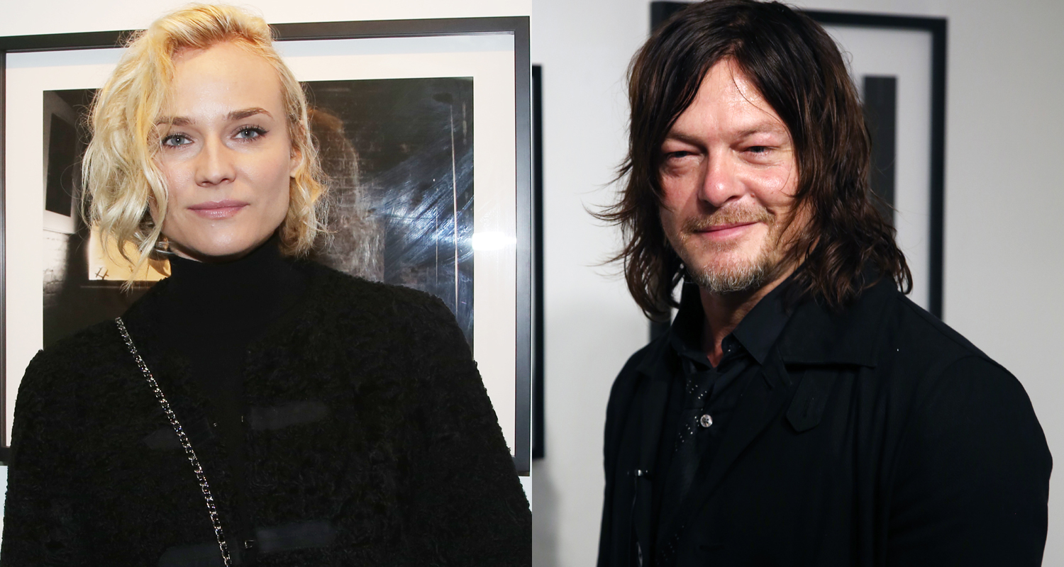 diane kruger and norman reedus - HD 1500×800