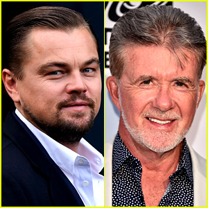 Leonardo DiCaprio Reunites with 'Growing Pains' Co-Stars for Alan Thicke's Memorial Service