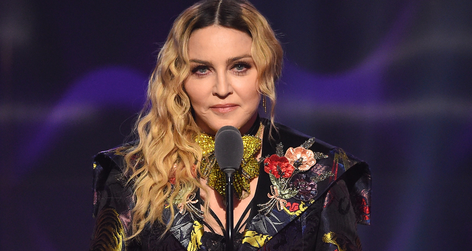 Rely on, madonna lost her virginity boss