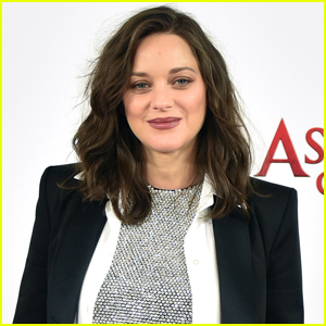 Marion Cotillard Is Unrecognizable with Fuller Lips & Long ...
