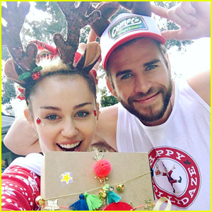 Miley Cyrus Explains Why Christmas Makes Her Sad, Shares Holiday Photos