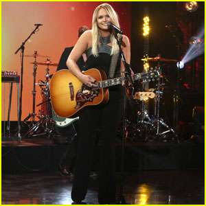 VIDEO: Miranda Lambert Belts Out 'Vice' On 'The Ellen Show'
