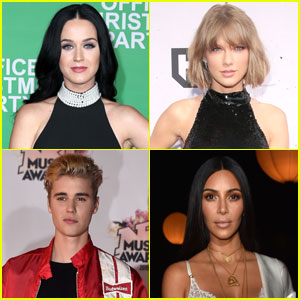 Here Are The 10 Most Followed Celebrities on Twitter for 2016