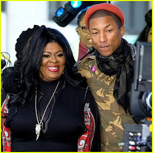 Pharrell Williams Seemingly Responds to Kim Burrell's Homophobic Rant, Condemns 'Hate Speech of Any Kind'