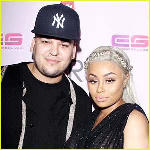 Rob Kardashian & Blac Chyna Instagram Posts Continue - See New Comments