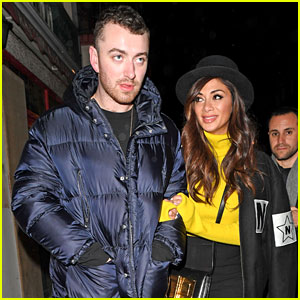 Sam Smith & Nicole Scherzinger Hang Out in London Together!