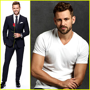 See All of Nick Viall's Super Sexy 'The Bachelor' Promo Pics!
