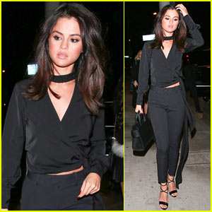 Selena Gomez Stuns While Stepping Out in WeHo