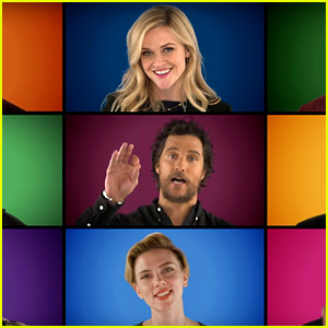 VIDEO: 'Sing' Movie Cast & Jimmy Fallon Sing 'Wonderful Christmastime' A Cappella with Paul McCartney!