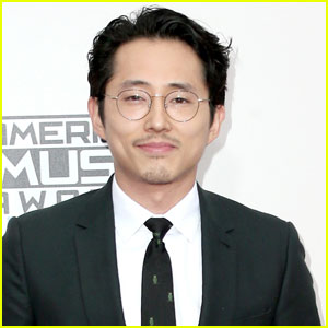 Walking Dead's Steven Yeun Just Got Married & The Whole Cast Attended!