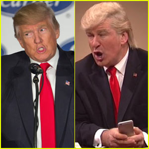VIDEO: Donald Trump Slams 'SNL' Again, Alec Baldwin Calls Him Out on Twitter