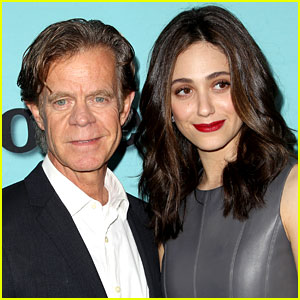 VIDEO: Shameless' William H. Macy Says Emmy Rossum Deserves Equal Pay