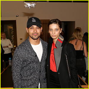 Wilmer Valderrama Battles Star Wars Drones with Westworld's Angela Sarafyan