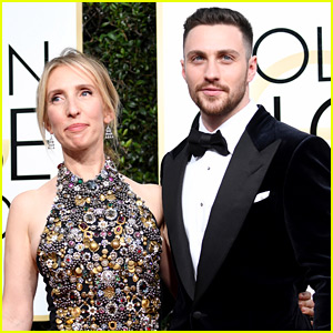 Aaron Taylor-Johnson Wins Best Supporting Actor at Golden Globes 2017