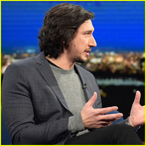 VIDEO: Adam Driver Remembers His 'Star Wars' Mom Carrie Fisher: 'She Burns Very Bright'