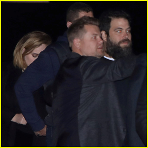 Adele & Simon Konecki Grab Dinner With James Corden After Rumored Wedding