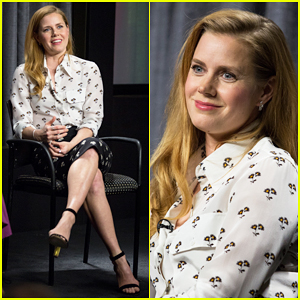 Amy Adams Is All Smiles Despite 2017 Oscar Snub!