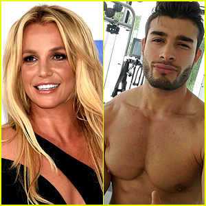 Britney Spears Has 'Mad Love' for Sam Asghari, Shares Hot Shirtless Photo of Her Man!