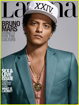 Bruno Mars Tells 'Latina' Magazine That 'Black Music Means Everything'