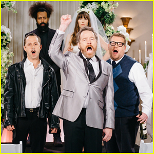 VIDEO: Bryan Cranston, Jessica Biel & James Corden Star In Hilarious Kanye West Soap Opera!