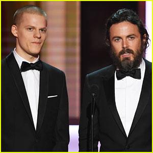 Casey Affleck Explains Why He Didn't Thank Ben Affleck During Golden Globes Speech