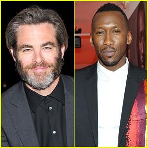 Chris Pine & Mahershala Ali Heat Up the W Mag Party During Golden Globes Weekend!