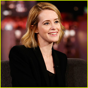 The Crown's Claire Foy Tells Her Story of Fangirling Kate Winslet