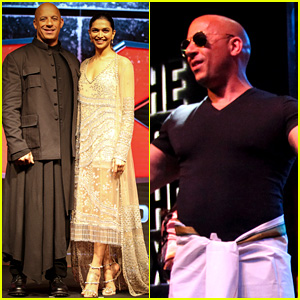 Deepika Padukone Brings 'xXx' Home to India with Vin Diesel!