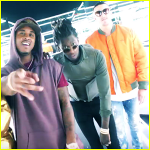 DJ Snake, Jeremih, Young Thug & Swizz Beatz Premiere 'The Half' Music Video!