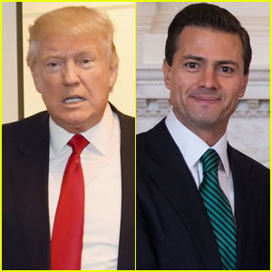 Donald Trump Moves Forward With Wall, Mexican President Enrique Pena Responds