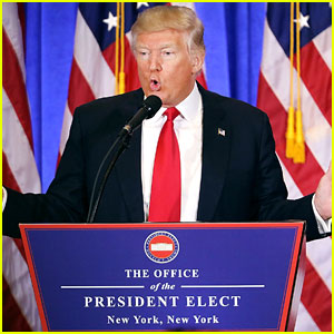 Celebrities React to Donald Trump's Press Conference - Read the Tweets