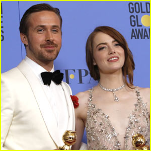 VIDEO: Emma Stone Does Her Best Ryan Gosling Impression