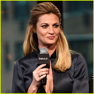 Erin Andrews Reveals Cervical Cancer Battle