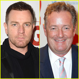 Ewan McGregor Cancels Appearance on Piers Morgan's Show Over Insensitive Women's March Remarks