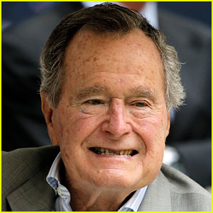 George H.W. Bush Is Back Home After Hospitalization