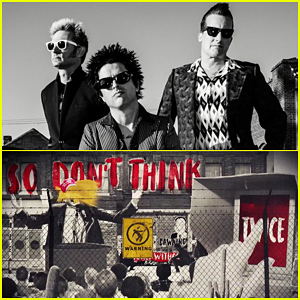 Green Day Call Out Donald Trump In 'Troubled Times' Lyric Video!