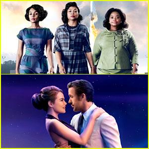 'Hidden Figures' Dominates Box Office Weekend!