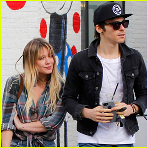 Hilary Duff Steps Out with Rumored Boyfriend Matthew Koma!