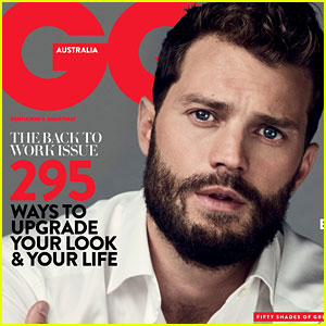Jamie Dornan Looks Smoldering for 'GQ Australia'