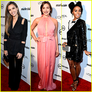 Jessica Alba, Elizabeth Olsen, & Janelle Monae Honor Their Favorite Image Makers!