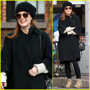 Julianne Moore Has a Busy Year Ahead of Her!