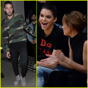 Kendall Jenner Hits the Town With Ex Chandler Parsons After Grizzlies Game