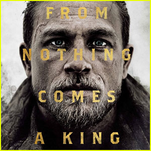 Charlie Hunnam Shows Off Ripped Shirtless Body in New 'King Arthur: Legend of the Sword' Teaser