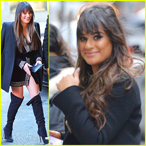 Lea Michele Announces New Album Title: 'Places'