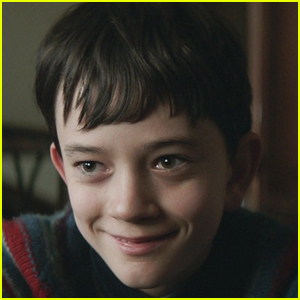 A Monster Calls' Lewis MacDougall Reveals the Actors He Looks Up To (Exclusive Interview)