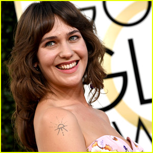 Lola Kirke Makes Political Statement at Golden Globes 2017 with 'F--k Paul Ryan' Pin