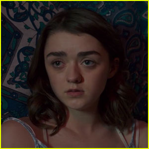 VIDEO: Maisie Williams Tears Up in Intense 'iBoy' Trailer